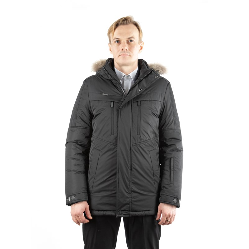 R. LONYR Men's Winter Jacket RR-77701B-1