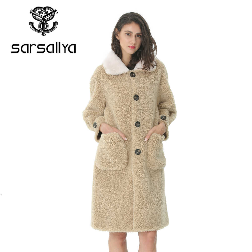 2019 New Fashion Single Breasted Slim Type Female Autumn Winter Wool Coats Long Woolen Coat Spring Autumn Women's Wool Coat