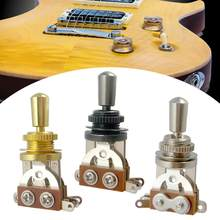 3 Way Toggle Switch & Tip Pickup Selector Stringed Instruments for Les Paul for LP Style Guitar Parts Replacement Parts(China)
