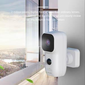 WIFI Camera Home Security Remote-Monitor Sense-Detection Waterproof Smart Wireless CCTV