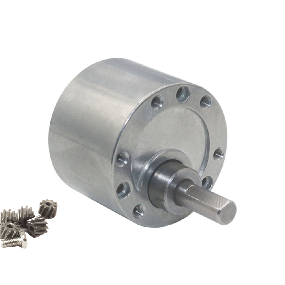 37MM reducer gearbox For 550 520 3530 3428 545 540 DC motor Parts DC Gear Motor