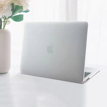 Matte Transparent Laptop Case For Apple Macbook New Air 13 A2337 A2179 New Pro 13 A2289 A2338 Old Air 13.3 A1466 Shell Cover