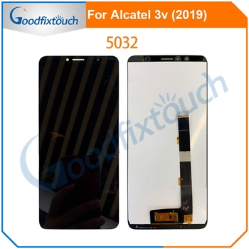 LCD Screen For Alcatel 3v (2019) 5032W LCD Display Touch Screen Glass Panel Digitizer Assembly For Alcatel 5032 5032D 5032A