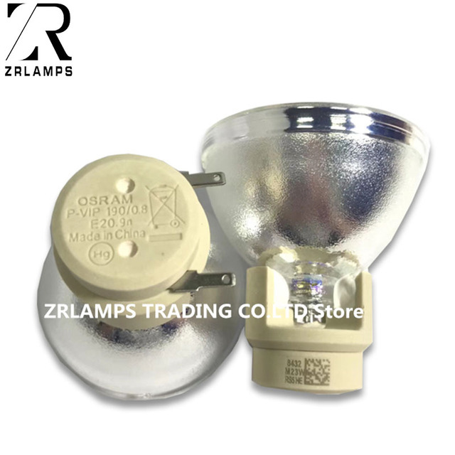 Zr qualidade superior P VIP 190/0.8 e20.9n/RLC 092 100% original lâmpada do projetor/lâmpada para pjd5153/pjd5155/pjd5255