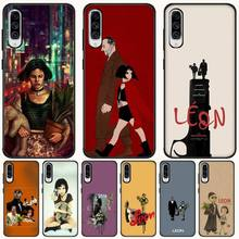 Leon Matilda Natalie Portman Luxury Unique Design Phone Cover For Samsung A10 20 30 40 50 70 10S 20S 2 Core C8 A30S A50S printio сумка натали портман natalie portman