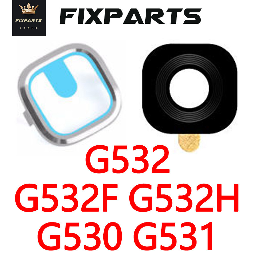 Original New Rear Back Camera Glass Lens For Samsung Galaxy Grand Prime Plus J2 Prime G532 G532F G532H G530 G531 Repair Parts