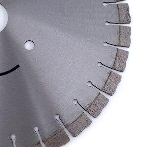 Image 5 - RIJILEI 350 MM Diamant snijden zaagblad voor graniet marmer steen beroep cutter blade Beton snijden circulaire Snijgereedschap