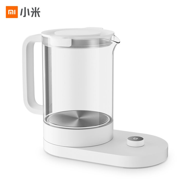شاومي Mijia 1.5L وعاء صحي متعدد الوظائف مكتب صغير المنزلية المغلي الماء المغلي الحساء التلقائي غلاية كهربائية-في غلايات كهربائية من الأجهزة المنزلية على