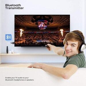 Image 3 - Bluetooth приемник VIKEFON, передатчик, мини стерео, Bluetooth 5,0, аудио, AUX, RCA, USB, разъем 3,5 мм для ТВ, ПК, автомобильный комплект, беспроводной адаптер