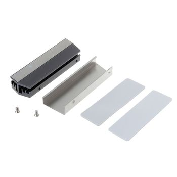 Aluminum Alloy M.2 SSD Heatsink Solid State Hard Disk Cooler Radiator Heat Thermal Dissipation Cooling Pads M0XE