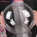 10 шт 12/18/20/24 дюйма ПВХ прозрачный Bobo пузырь круглый шар баллоны с гелием фестиваль для рождественской вечеринки поставки