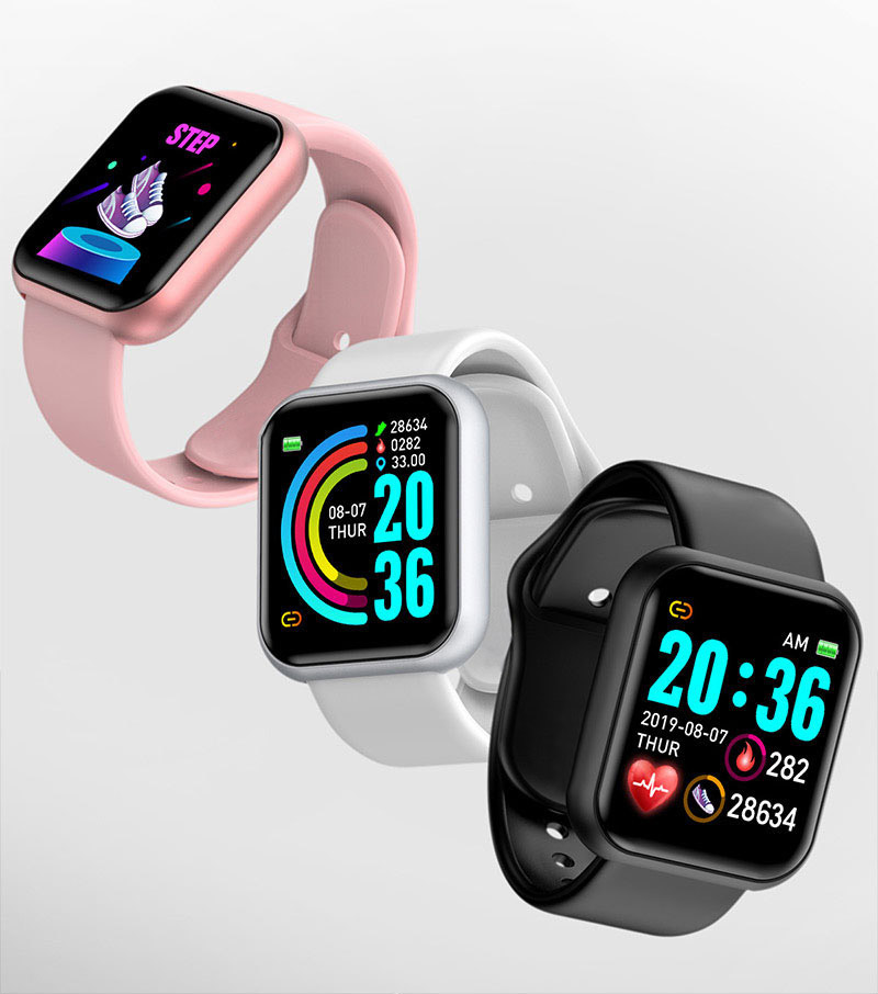 Smart Watch Women Fitness Tracker