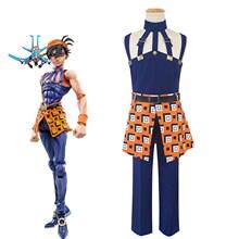 Оптовая продажа костюм для косплея narancia ghirga из японского