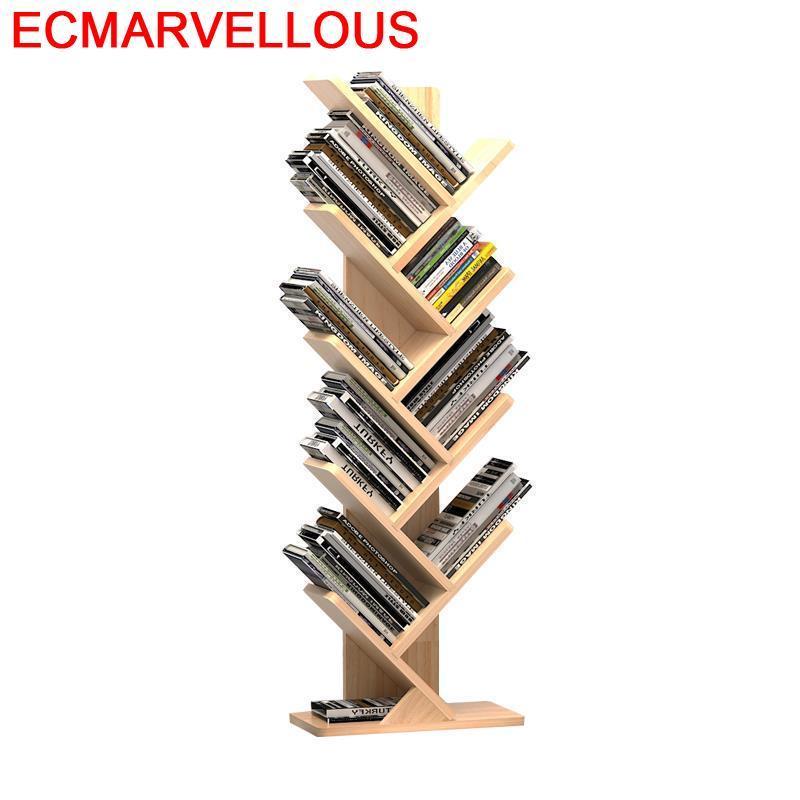 Libro Decoracao Kids Boekenkast Wall Shelf Meuble De Maison Shabby Chic Wodden Furniture Book Decoration Retro Bookshelf Case