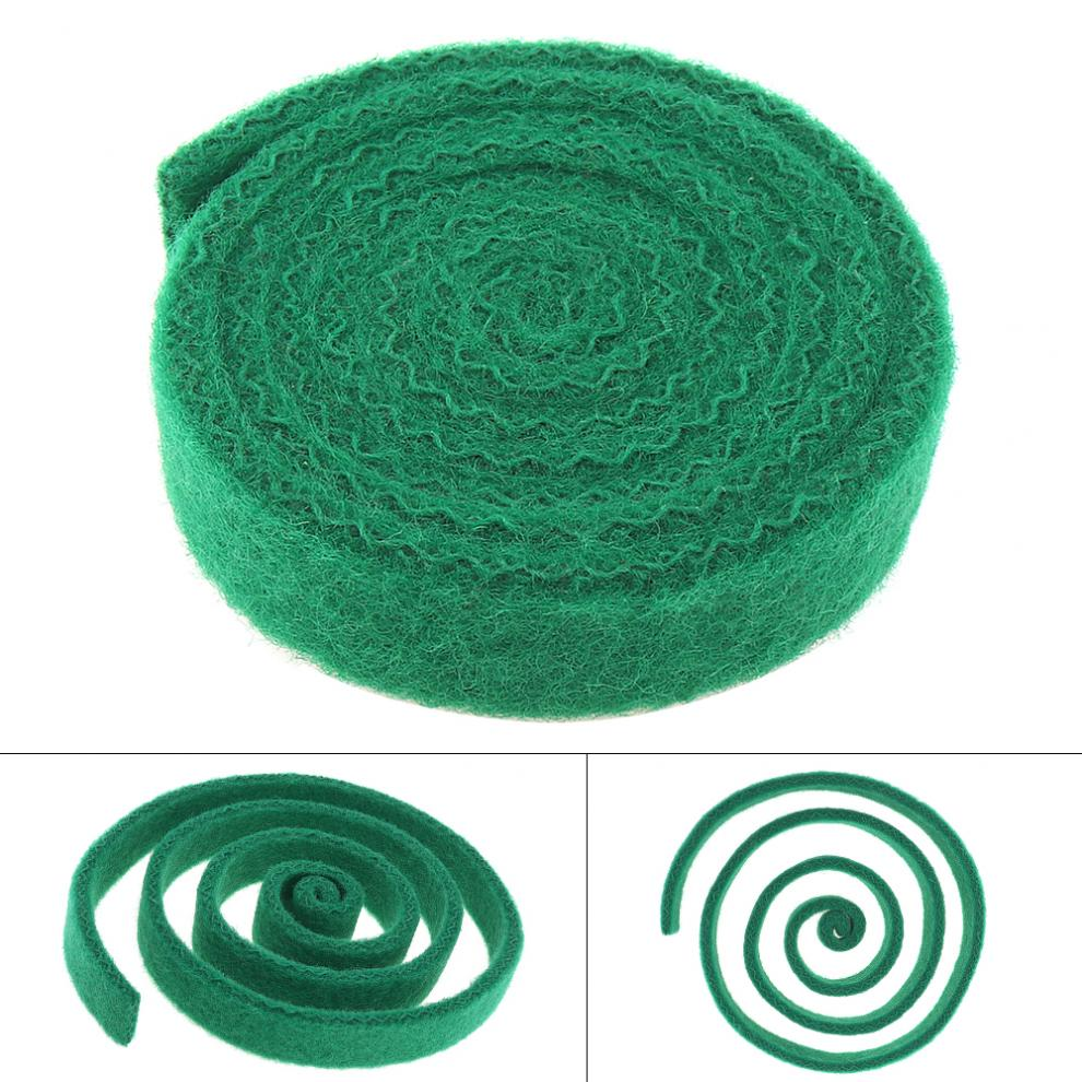 1400x25x8mm Piano Accessories Piano Back Wool Key Cloth Repair Parts For Piano Keyboard Instruments