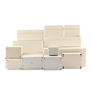 Image 2 - Waterproof Plastic Enclosure Box Electronic Project Instrument Case Electrical Project Box Outdoor Junction Box