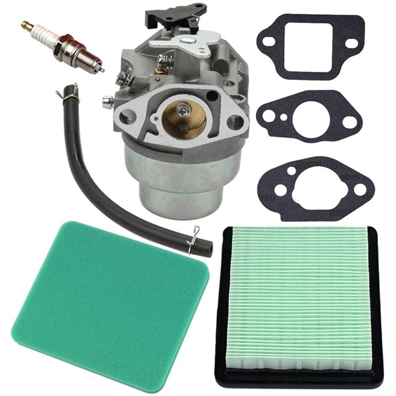 Карбюратор + прокладка + воздушный фильтр для двигателя Honda GCV160 HRB216 HRR216 HRS216 HRT216 HRZ216 газонокосилка