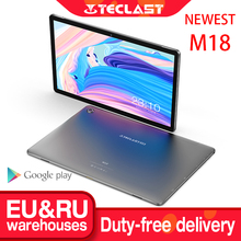 Teclast M18 Tablet Deca Core 10.8 Inch IPS 2560-1600 Resolution 4GB RAM 128GB ROM 13MP Rear 5MP Front 4G Network Call