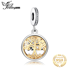 Jewelrypalace Photo Frame Pendant Charm Bracelets 925 Sterling Silver Gifts For Her Anniversary Fashion Jewelry 2018 New Arrival недорого