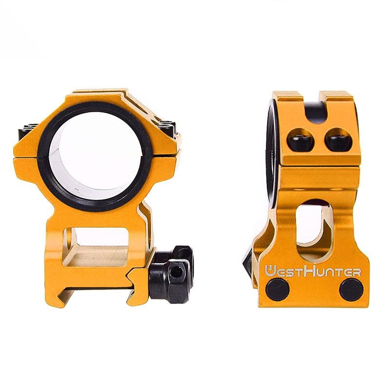 alta qualidade golden scope mounts 1 polegada 04
