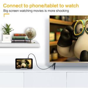 Image 4 - Кабель Micro HDMI HDMI 1 м 2 м 3 м 5 м 3D 4K Male Male высококачественный позолоченный HDMI адаптер для планшета HDTV Camera PC