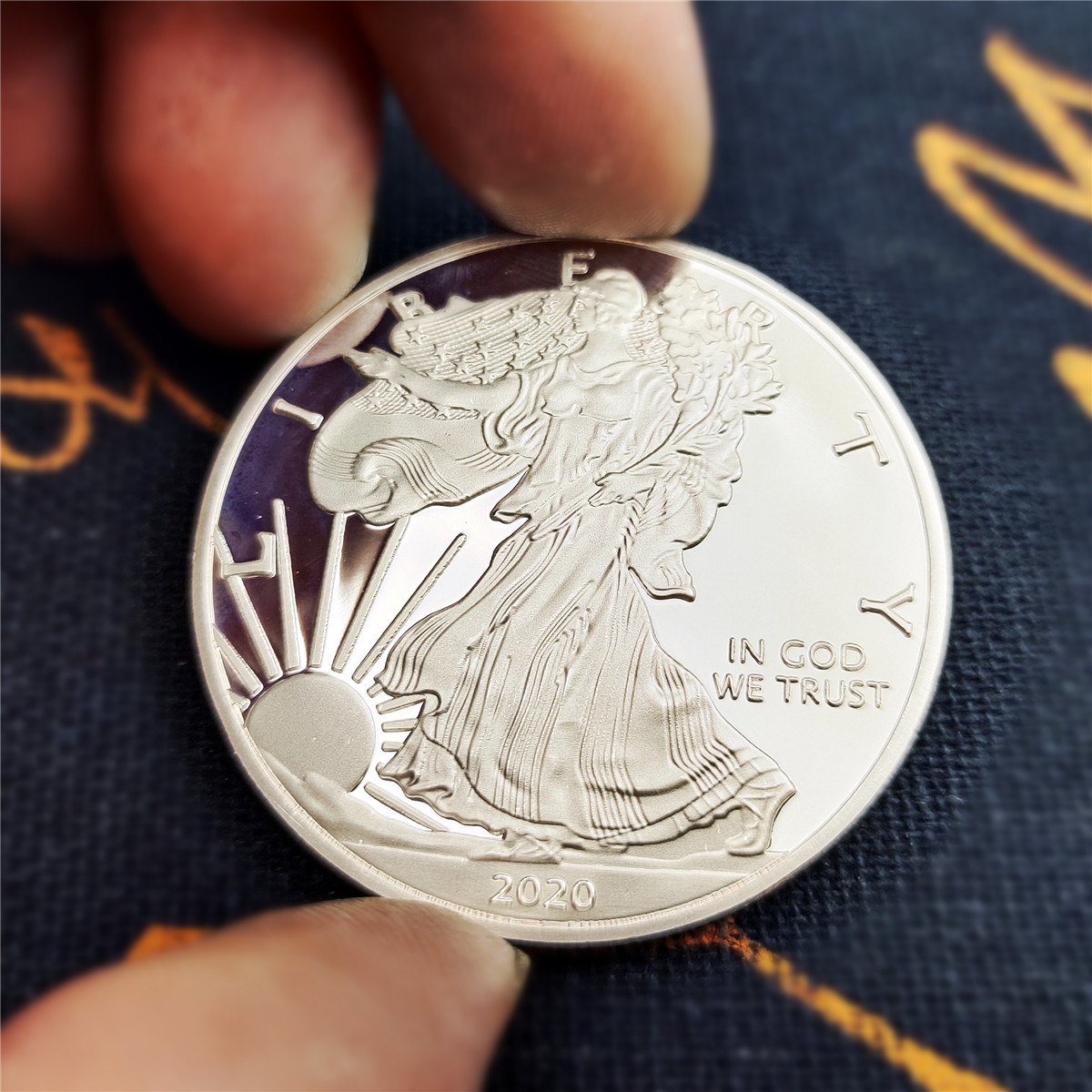 Silver coins United States 2020 2021Statue of Liberty Commemorative Coins Other Years Liberty Commemorative Coins can be customi