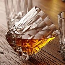 Хрустальный стакан для виски бессвинцовый прозрачный пивной винный для стакана для коктейля чашки домашний бар Свадебная вечеринка посуда для напитков стакан es подарки