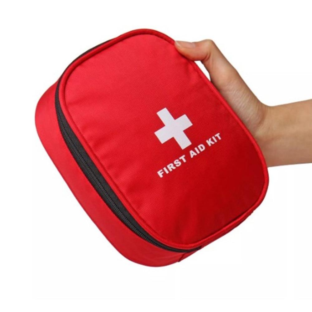 First Aid Kit Tasche Outdoor Reise Medizin Große Leere Haushalt Outdoor Camping Reisen Rettungs Notfall Behandlung Medizinische Tasche