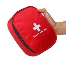 Trousse de premiers soins, sac médical de voyage, grand sac vide, domestique, Camping, voyage, sauvetage, traitement d'urgence