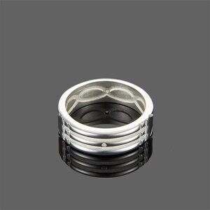 WAWFROK Stainless Steel Trendy