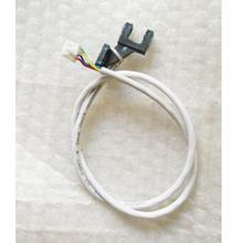 شحن مجاني 1 قطعة حلقة مفرغة ضوء الاستشعار 4pin حلقة مفرغة مقياس سرعة الدوران سرعة الاستشعار للعديد من العلامة التجارية