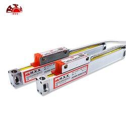Hxx narzędzie przyrządy pomiarowe skala liniowa 5um długość całkowita 900mm  długość podróży 1000mm z jednym kawałku