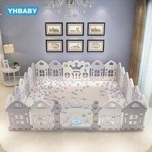YHBABY Children's Playpen Baby Fence Toddler Children Crawli