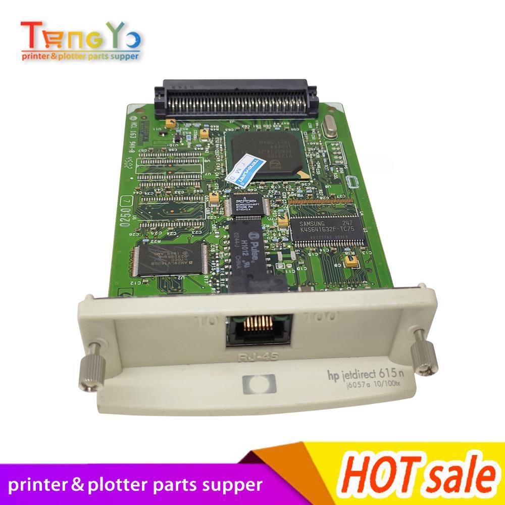 HP 600N JetDirect Card J3111A 10//100 Network Card