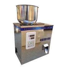 Тип 2-100 г чай упаковочная машина, кофейные бобы порошок разливочная машина