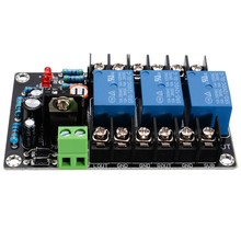 UPC1237 2.1 Channel Audio Amplifier Speaker Delay Protection Board Subwoofer For HiFi Amplifier