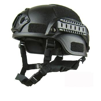 Военный шлем MICH2000, шлем для страйкбола MH, тактический шлем для активного отдыха, тактический покраска, CS SWAT, защитное снаряжение для верхово...