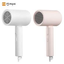 100% Original Xiaomi Mijia Tragbare Anion Haar Trockner Reise Haartrockner Faltbare Wasser ionen haar pflege Professinal Schnell Trocken 1600W