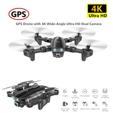 Best RC GPS Drone 4K Quadcopter with 4K/1080P WiFi FPV HD Wide Angle Camera Fold
