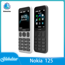 Nokia WCDMA/GSM Refurbished Mobile-Phone Sim-Cards Unlocked Original 125-Fm-Radio Good-Quality