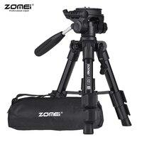 Zomei Q100 Lightweight Mini Travel Tabletop Table Tripod Desktop Camera Tripod for Canon Nikon DSLR Camera Mobile Phone Tripod