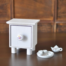 Newborn Coffee Table and Teapot Tea Bowl Tea Tray Set Baby Photography Props 97BB