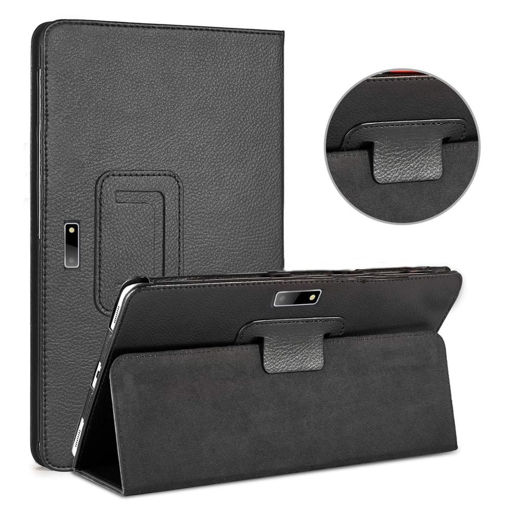 Free Shipping 10.1 Inch Tablet Case, Leather Protective Cover, Light Weight, Water-proof, Ultra Slim
