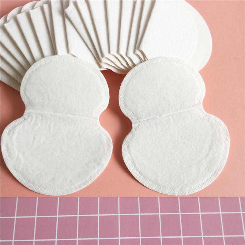 20pcs/set Underarm Armpit Sweat Pads Stickers Shield Guard Absorbing Disposable