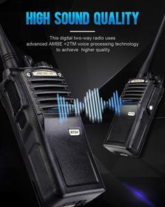 Image 3 - 5W Retevis RT54 DMR Digital/Analog Two WAY วิทยุแบบพกพาเครื่องรับส่งสัญญาณ UHF กันฝุ่นกันน้ำ VOX TOT ดิจิตอล Walkie  Talkie