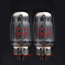 2pcs Matched Pair KT88 ShuGuang 6550 EL34 6L6 KT100 KT120 HiFi Vacuum Tube Amplifier Psvane Mullard JJ EH New Tested 4pcs lot 6l6gc shuguang tube generation 6l6 el34 6n3c kt88