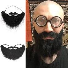 Savage пиратский украшения бутафория для маскарада детское борода смешной реквизит Усы на Хэллоуин вечерние украшения свадебные принадлежно...