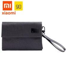 Xiaomi bolsas originales para almacenamiento electrónico, Cables de datos, USB, Estuche De Viaje, bolsa para smartPhone
