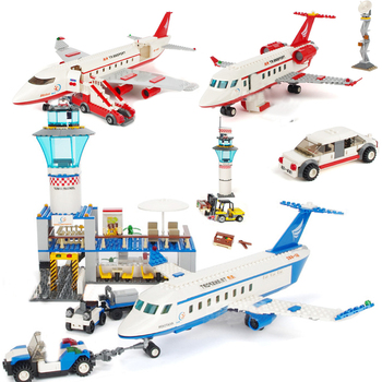 Aerospace Space station Rocket Aircraft Building Blocks Sets For Children City Shuttle satellite Launch Center Brick kid Toys space station saturn v rocket building blocks city shuttle launch center atellite astronaut figure bricks set children toys gift
