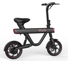 2020 DYU New Version V1 Pure electric bicycle Foldable E-bike with 12 inch tires Electric bike